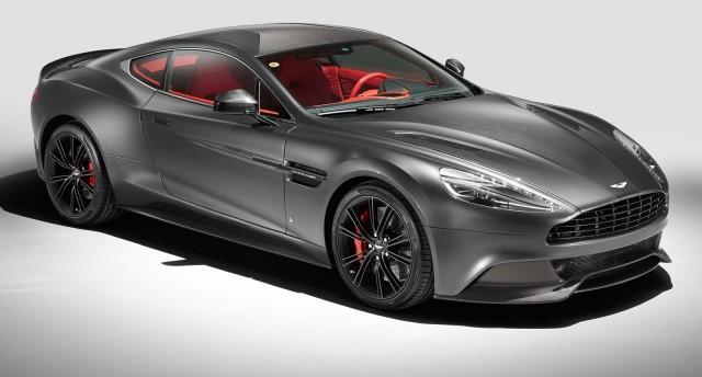 Aston Martin nos muestra de qué es capaz su departamento de personalización de vehículos 1