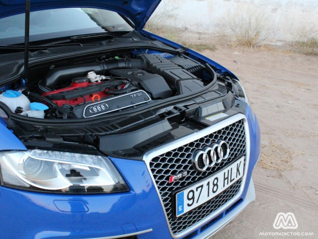 ¿Un Audi RS3 Plus y un RS3 sedán? Sí, es posible