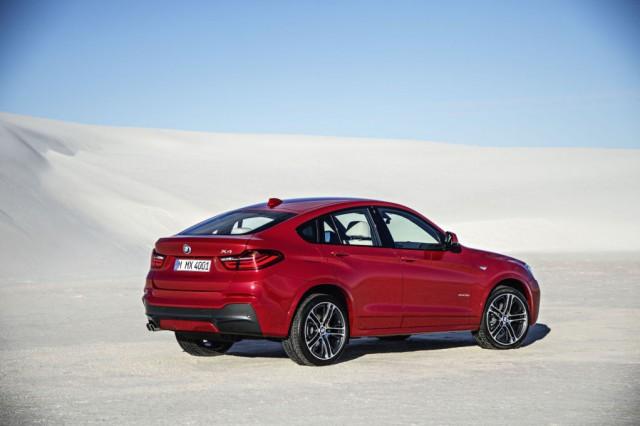 BMW lanza el X4 desde los 47.900 euros: el nuevo SUV bávaro 2