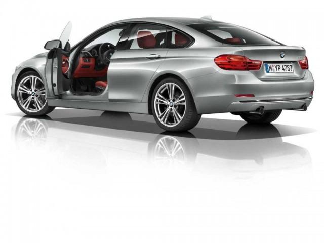 BMW Serie 4 Gran Coupé: Desde 39.300 euros 2