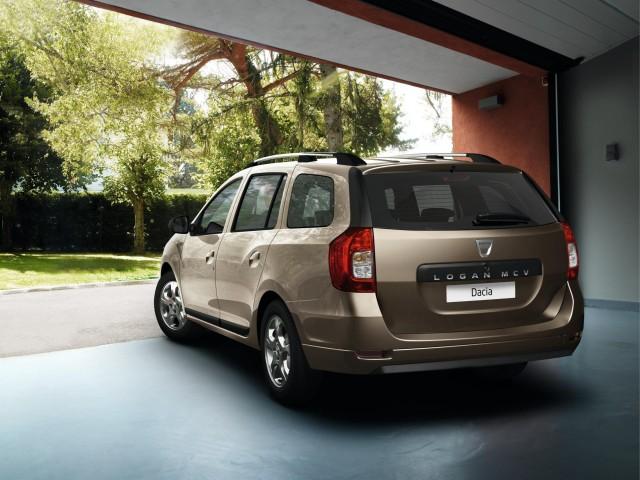 Dacia Logan MCV: Desde 10.200 euros 2