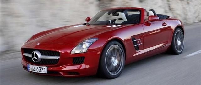 El Mercedes AMG GT ya está casi terminado 1