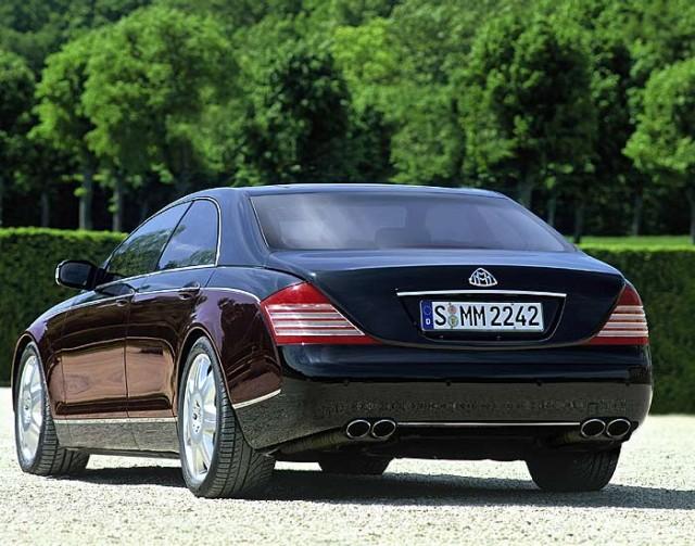 El Mercedes Clase S Maybach se lucirá en Los Ángeles 2