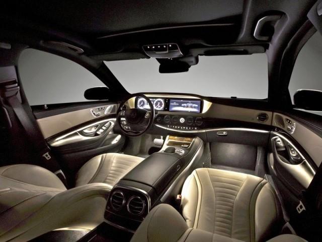 El Mercedes Clase S Maybach se lucirá en Los Ángeles 3