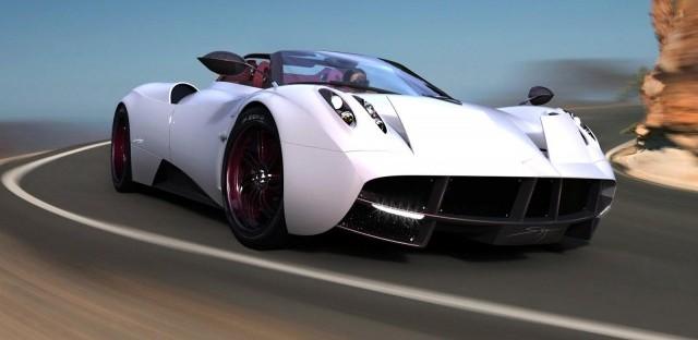 El Pagani Huayra Roadster llegará en 2016 1