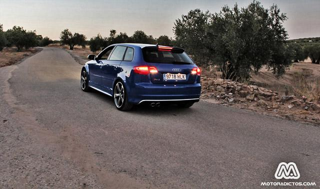 El próximo Audi RS3 será 4 cilindros