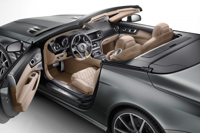 El próximo Mercedes SL podría perder su techo duro retráctil 1
