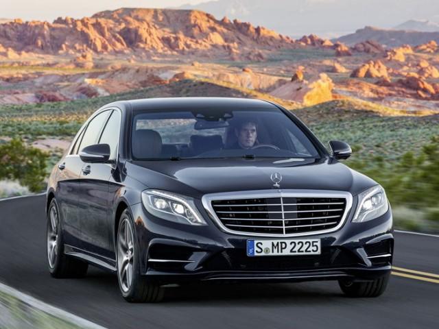 ¿Eres tu el Mercedes Clase S Pullman? 2