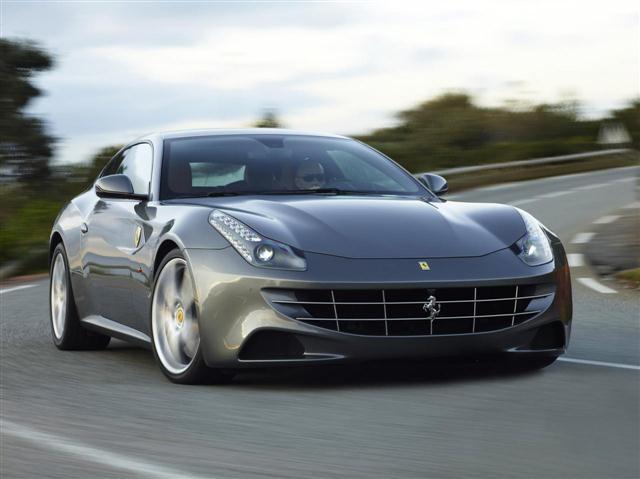 Ferrari FF Coupé, ¿confirmado? 1