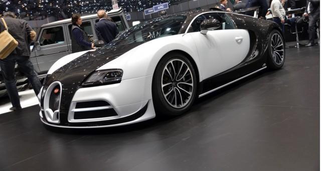 Hazte con el único Bugatti Veyron Vivere por 2.5 millones de euros 1