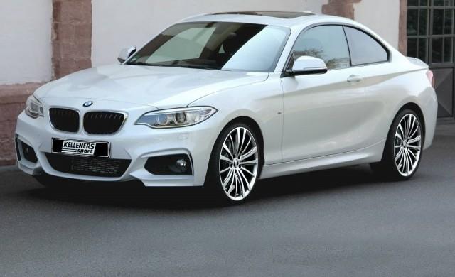 Kelleners Sport nos adelanta su catálogo de mejoras para el BMW Serie 2 2