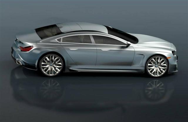 La idea del BMW Serie 9 2