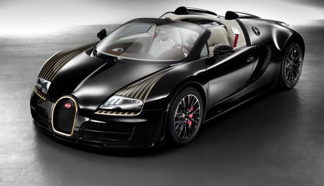 Llega el Bugatti Veyron Grand Sport Vitesse Black Bess 1