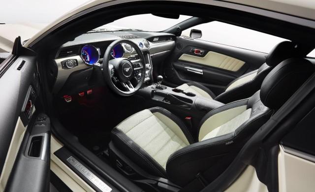 Llega el Ford Mustang 50 Year Limited Edition 3