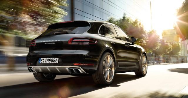 Llega el Porsche Macan con motor gasolina de 211 caballos 2