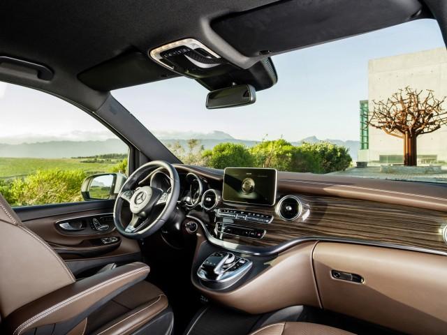 Mercedes Clase V 2014: Ya disponible, a partir de 39.193 euros 2
