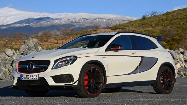 Mercedes pone precio al GLA45 AMG en España 1