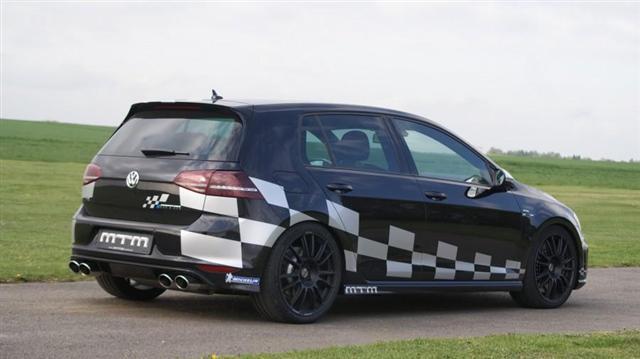 MTM Volkswagen Golf R, 360 caballos de potencia 2