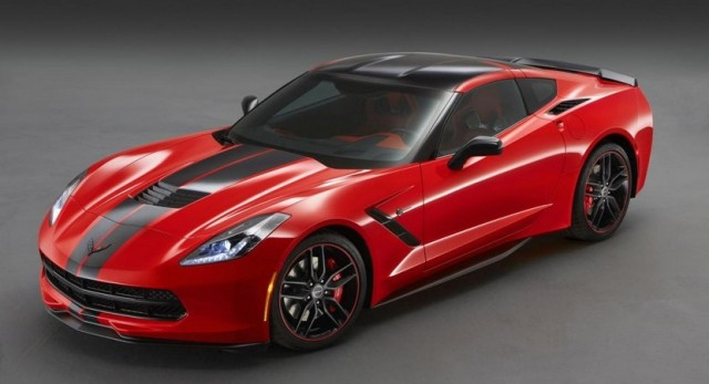 Nuevas ediciones especiales Atlantic y Pacific para el Chevrolet Corvette 1