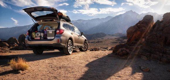 Subaru presenta el Outback 2015: Capacidades off-road y espacio interior