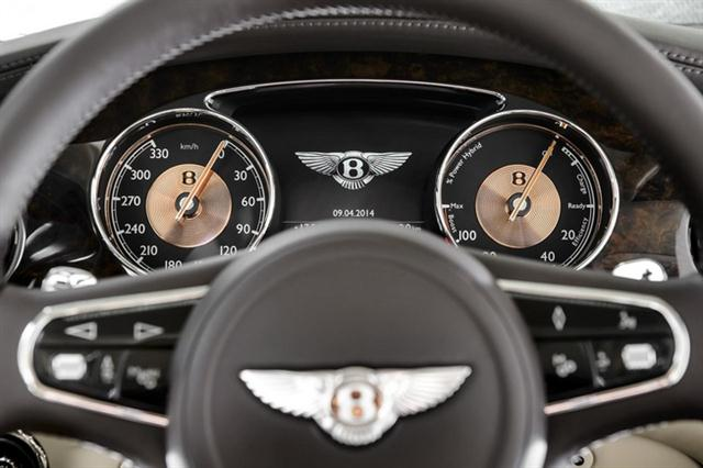 Oficial: Bentley Hybrid Concept 2