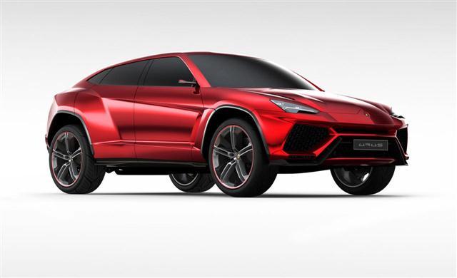 Oficial: El Lamborghini Urus llegará en 2018 1