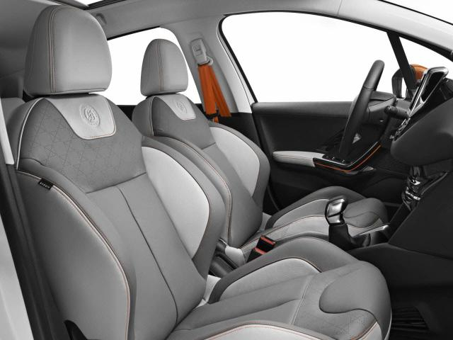 Peugeot 208: Edición 'Roland Garros' 1