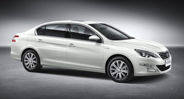 Peugeot 408 Sedán: Uno de los protagonistas galos en Pekín 3