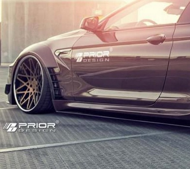 Prior Design convierte tu BMW M6 en toda una pick-up 4