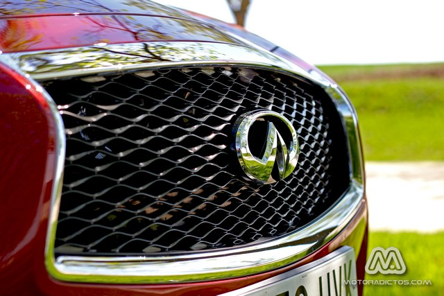 Prueba: Infiniti Q50 2.2d GT (diseño, habitáculo, mecánica) 5