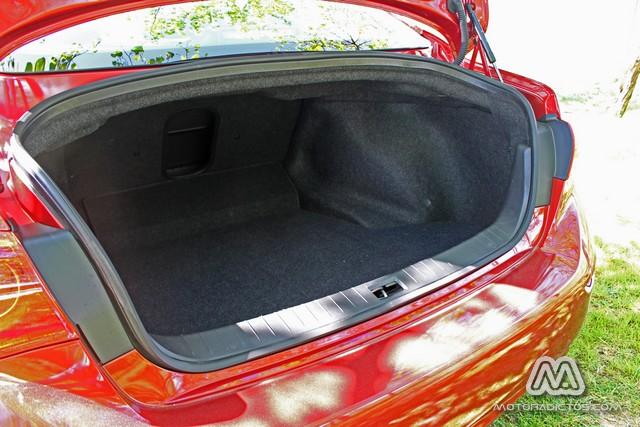 Prueba: Infiniti Q50 2.2d GT (diseño, habitáculo, mecánica) 6