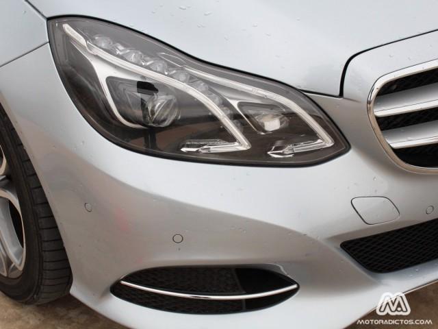 Prueba Mercedes E350 BlueTEC 252 caballos (diseño, habitáculo, mecánica) 2