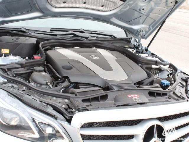 Prueba Mercedes E350 BlueTEC 252 caballos (diseño, habitáculo, mecánica) 6