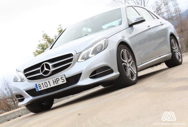 Prueba Mercedes E350 BlueTEC 252 caballos  (equipamiento, comportamiento, conclusión) 1