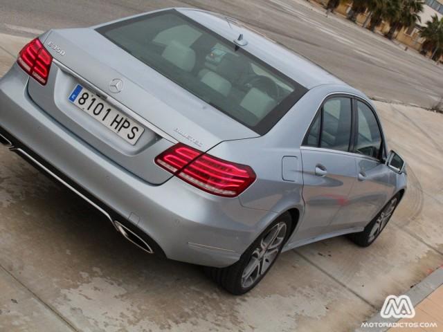 Prueba Mercedes E350 BlueTEC 252 caballos  (equipamiento, comportamiento, conclusión) 5