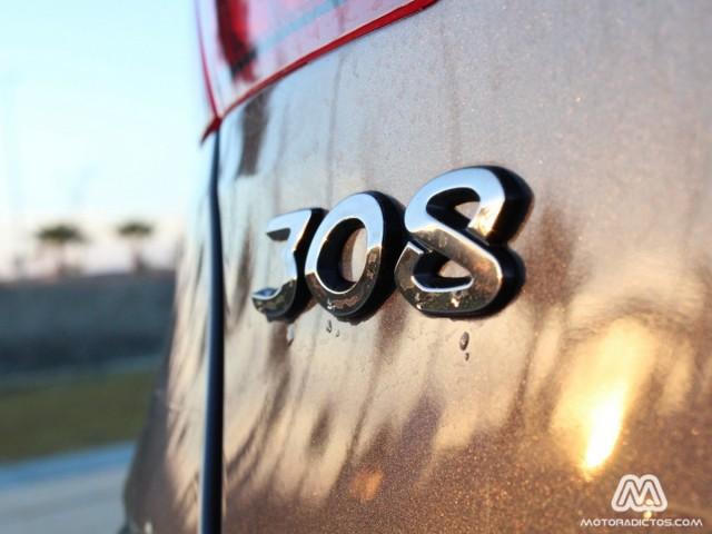 Prueba: Peugeot 308 Allure HDI 92 caballos (equipamiento, comportamiento, conclusión) 2