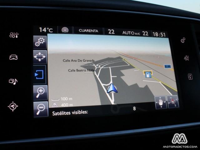 Prueba: Peugeot 308 Allure HDI 92 caballos (equipamiento, comportamiento, conclusión) 3