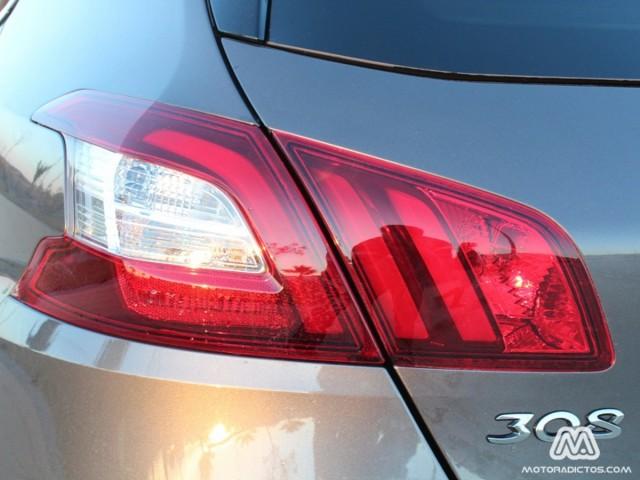 Prueba: Peugeot 308 Allure HDI 92 caballos (equipamiento, comportamiento, conclusión) 4