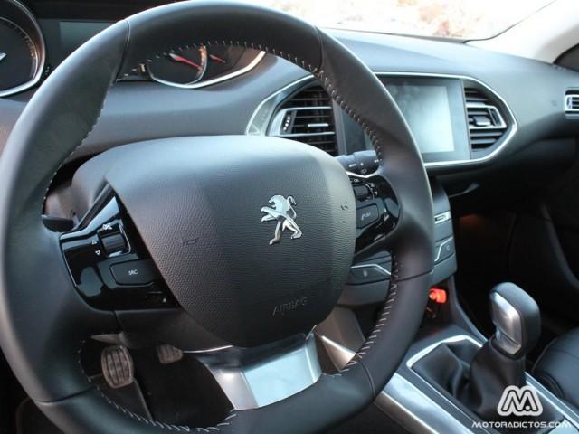Prueba: Peugeot 308 Allure HDI 92 caballos (equipamiento, comportamiento, conclusión) 5