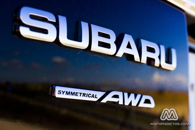 Prueba: Subaru Outback Diésel Lineartronic (equipamiento, comportamiento, conclusión) 4