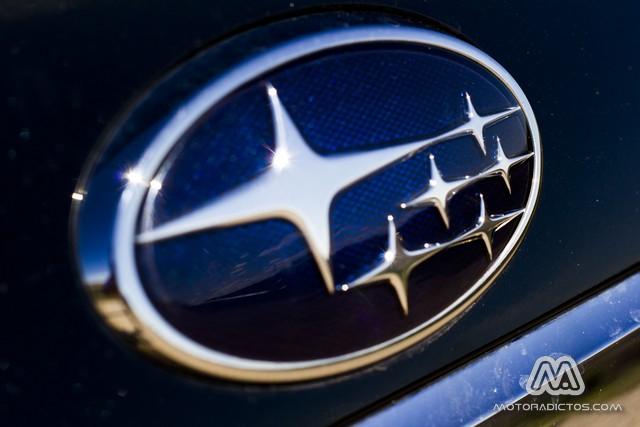 Prueba: Subaru Outback Diésel Lineartronic (equipamiento, comportamiento, conclusión) 5