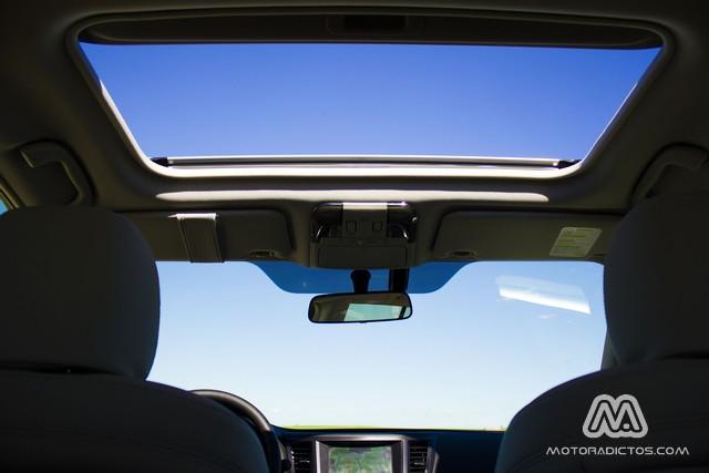 Prueba: Subaru Outback Diésel Lineartronic (equipamiento, comportamiento, conclusión) 6