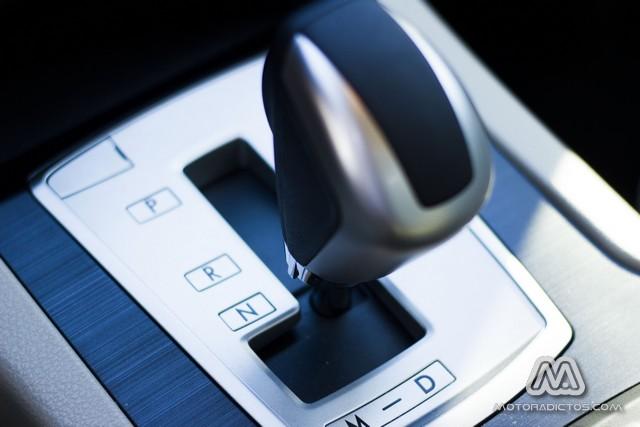 Prueba: Subaru Outback Diésel Lineartronic (equipamiento, comportamiento, conclusión) 8
