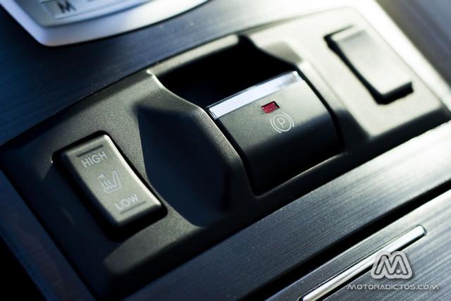 Prueba: Subaru Outback Diésel Lineartronic (equipamiento, comportamiento, conclusión) 9