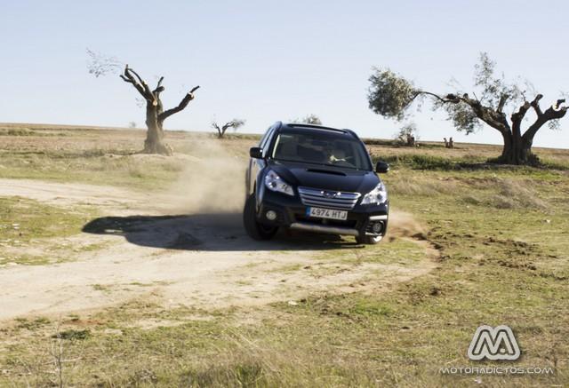 Prueba: Subaru Outback Diésel Lineartronic (equipamiento, comportamiento, conclusión) 10