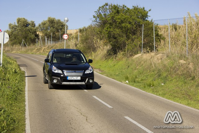 Prueba: Subaru Outback Diésel Lineartronic (equipamiento, comportamiento, conclusión) 11