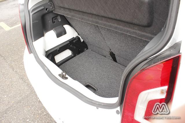 Prueba: Volkswagen Up! 1.0 60 CV (diseño, habitáculo, mecánica) 6