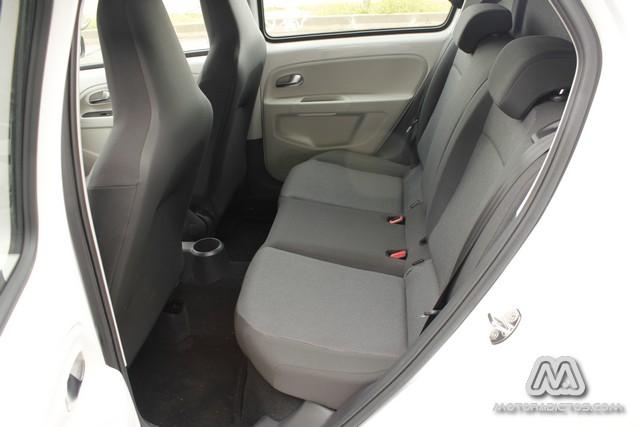 Prueba: Volkswagen Up! 1.0 60 CV (diseño, habitáculo, mecánica) 8