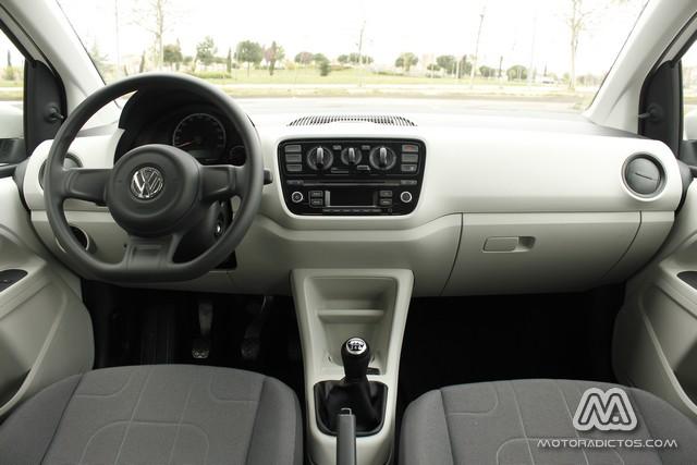 Prueba: Volkswagen Up! 1.0 60 CV (diseño, habitáculo, mecánica) 9