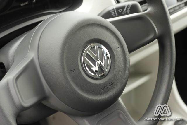Prueba: Volkswagen Up! 1.0 60 CV (diseño, habitáculo, mecánica) 10